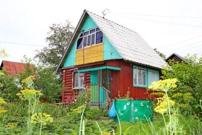 Дачный переезд во Владивостоке