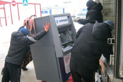 Перевозка банкоматов во Владивостоке