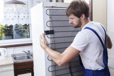 Перевозка холодильников во Владивостоке