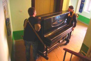 Перевозка пианино во Владивостоке